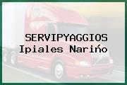 SERVIPYAGGIOS Ipiales Nariño