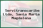 Servitranscaribe Ltda. Santa Marta Magdalena