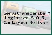 Servitranscaribe Y Logística S.A.S. Cartagena Bolívar