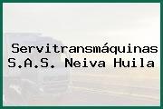 Servitransmáquinas S.A.S. Neiva Huila