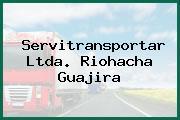 Servitransportar Ltda. Riohacha Guajira