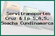 Servitransportes Cruz & Lp S.A.S. Soacha Cundinamarca