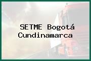 SETME Bogotá Cundinamarca