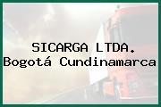 SICARGA LTDA. Bogotá Cundinamarca