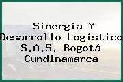Sinergia Y Desarrollo Logístico S.A.S. Bogotá Cundinamarca