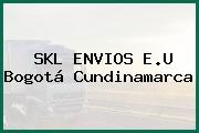 SKL ENVIOS E.U Bogotá Cundinamarca