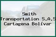 Smith Transportation S.A.S Cartagena Bolívar