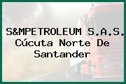 S&MPETROLEUM S.A.S. Cúcuta Norte De Santander
