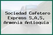 Sociedad Cafetero Express S.A.S. Armenia Antioquia