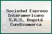 Sociedad Expreso Interamericano S.A.S. Bogotá Cundinamarca