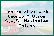 Sociedad Giraldo Osorio Y Otros S.A.S. Manizales Caldas
