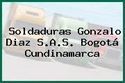 Soldaduras Gonzalo Diaz S.A.S. Bogotá Cundinamarca