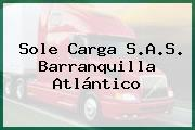 Sole Carga S.A.S. Barranquilla Atlántico