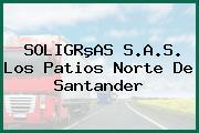 SOLIGRºAS S.A.S. Los Patios Norte De Santander