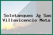 Solotanques Jg Sas Villavicencio Meta