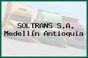 SOLTRANS S.A. Medellín Antioquia