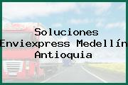 Soluciones Enviexpress Medellín Antioquia
