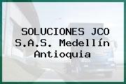 SOLUCIONES JCO S.A.S. Medellín Antioquia