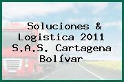 Soluciones & Logistica 2011 S.A.S. Cartagena Bolívar