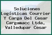Soluciones Logísticas Courrier Y Carga Del Cesar Cargamacc Ltda. Valledupar Cesar
