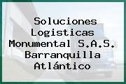 Soluciones Logisticas Monumental S.A.S. Barranquilla Atlántico