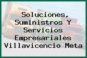 Soluciones, Suministros Y Servicios Empresariales Villavicencio Meta