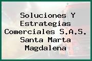 Soluciones Y Estrategias Comerciales S.A.S. Santa Marta Magdalena