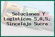 Soluciones Y Logisticas S.A.S. Sincelejo Sucre
