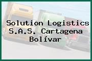 Solution Logistics S.A.S. Cartagena Bolívar