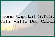 Sono Capital S.A.S. Cali Valle Del Cauca