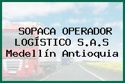 SOPACA OPERADOR LOGÍSTICO S.A.S Medellín Antioquia