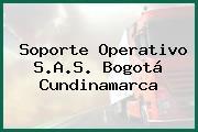 Soporte Operativo S.A.S. Bogotá Cundinamarca