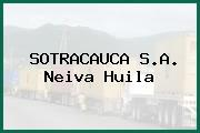 SOTRACAUCA S.A. Neiva Huila