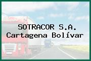 SOTRACOR S.A. Cartagena Bolívar