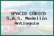 SPACIO CÚBICO S.A.S. Medellín Antioquia