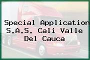 Special Application S.A.S. Cali Valle Del Cauca
