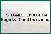 STORAGE EMBODEGA Bogotá Cundinamarca