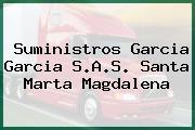 Suministros Garcia Garcia S.A.S. Santa Marta Magdalena