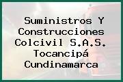 Suministros Y Construcciones Colcivil S.A.S. Tocancipá Cundinamarca