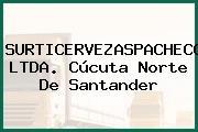 SURTICERVEZASPACHECO LTDA. Cúcuta Norte De Santander