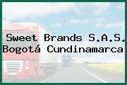 Sweet Brands S.A.S. Bogotá Cundinamarca