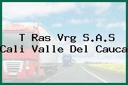 T Ras Vrg S.A.S Cali Valle Del Cauca