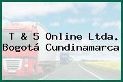T & S Online Ltda. Bogotá Cundinamarca