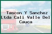 Tascon Y Sanchez Ltda Cali Valle Del Cauca