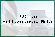 TCC S.A. Villavicencio Meta