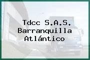 Tdcc S.A.S. Barranquilla Atlántico