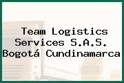 Team Logistics Services S.A.S. Bogotá Cundinamarca