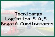 Tecnicarga Logística S.A.S. Bogotá Cundinamarca