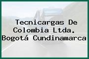 Tecnicargas De Colombia Ltda. Bogotá Cundinamarca