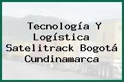 Tecnología Y Logística Satelitrack Bogotá Cundinamarca